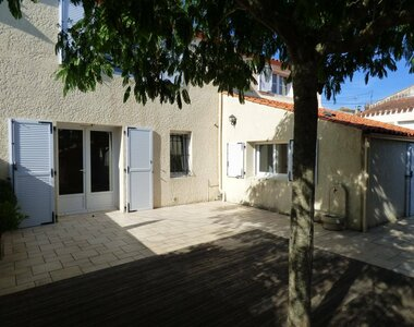 Sale House 5 rooms 104m² talmont st hilaire - photo