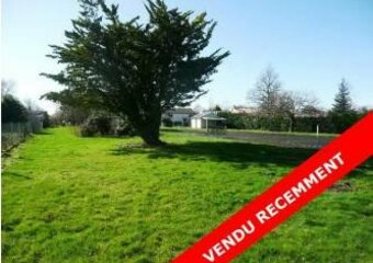 Sale Land 2 044m² talmont st hilaire - photo