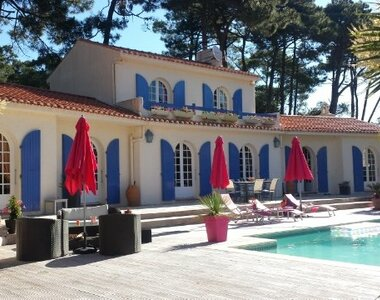 Sale House 5 rooms 161m² talmont st hilaire - photo