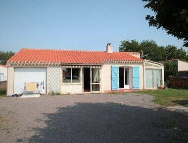 Vente Maison 5 pièces 93m² talmont st hilaire - photo