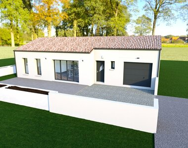 Vente Maison 4 pièces 98m² talmont st hilaire - photo