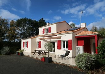 Sale House 6 rooms 122m² st philbert de grand lieu - photo