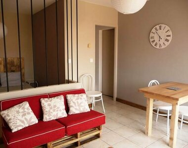Vente Appartement 1 pièce 29m² chateau d olonne - photo