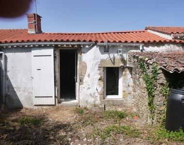 Vente Maison 1 pièce 40m² talmont st hilaire - photo