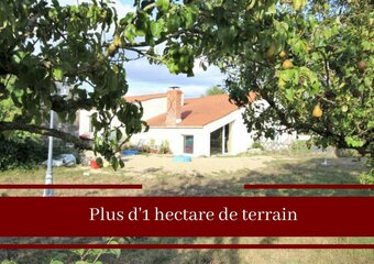 Vente Maison 6 pièces 157m² grand landes - photo
