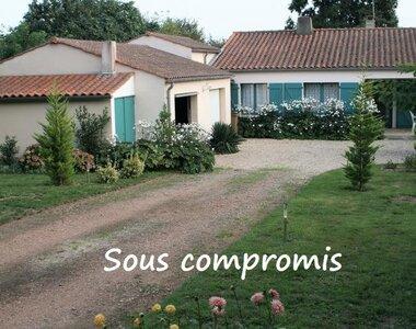 Vente Maison 5 pièces 124m² talmont st hilaire - photo