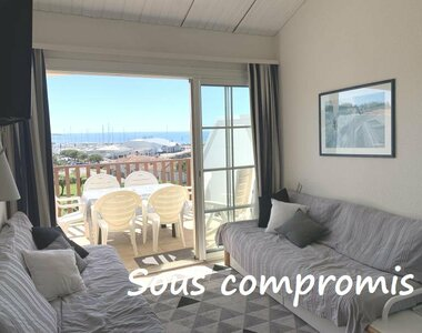 Sale Apartment 3 rooms 37m² talmont st hilaire - photo