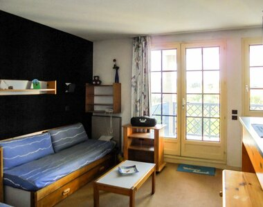Vente Appartement 1 pièce 29m² talmont st hilaire - photo