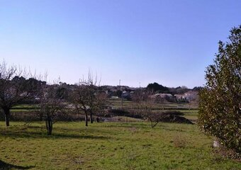 Sale Land 1 016m² talmont st hilaire - Photo 1