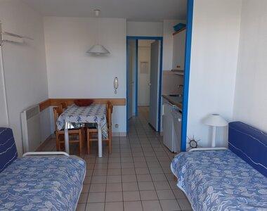 Vente Appartement 1 pièce 21m² talmont st hilaire - photo
