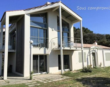 Sale House 7 rooms 180m² talmont st hilaire - photo