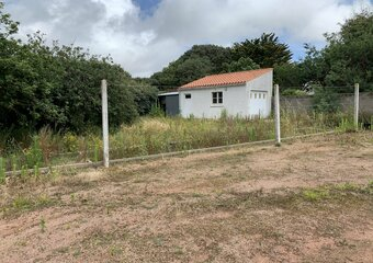 Sale Land 560m² talmont st hilaire - Photo 1