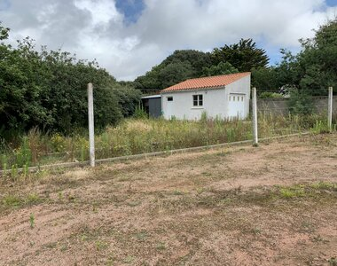 Sale Land 560m² talmont st hilaire - photo