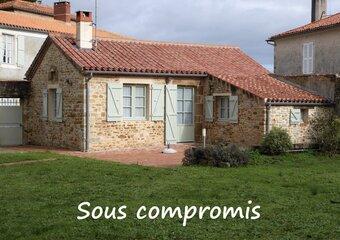 Sale House 2 rooms 55m² talmont st hilaire - photo