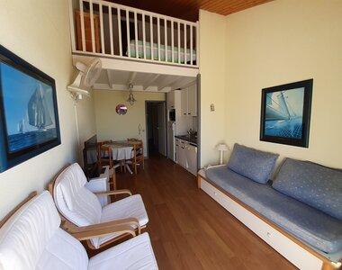 Vente Appartement 3 pièces 43m² talmont st hilaire - photo