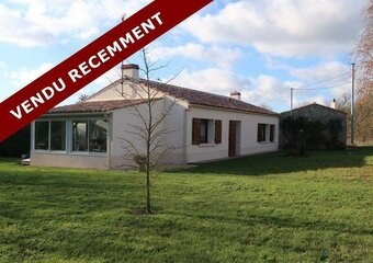 Vente Maison 6 pièces 76m² machecoul - photo