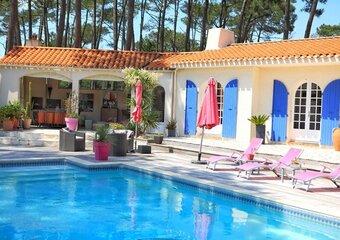 Vente Maison 5 pièces 161m² talmont st hilaire - photo