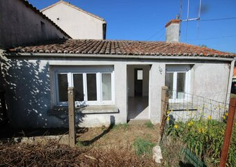 Sale House 2 rooms 32m² touvois - photo