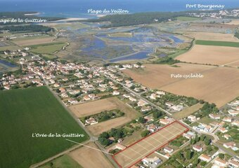 Sale Land 642m² talmont st hilaire - photo