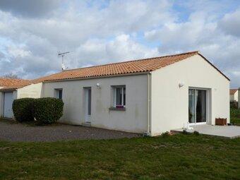 Vente Maison 4 pièces 85m² talmont st hilaire - photo