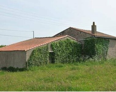 Sale House 2 rooms 100m² montbert - photo