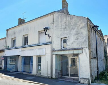 Sale House 7 rooms 207m² commequiers - photo