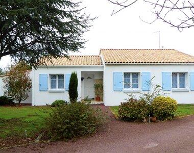 Vente Maison 5 pièces 120m² talmont st hilaire - photo