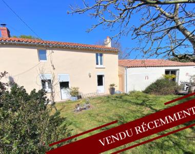 Sale House 4 rooms 118m² touvois - photo