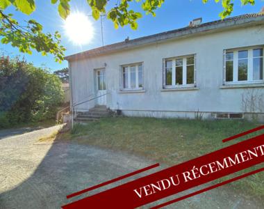 Sale House 5 rooms 100m² touvois - photo