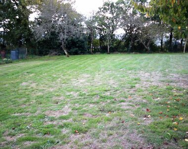 Sale Land 628m² falleron - photo