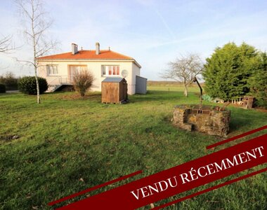 Sale House 3 rooms 80m² touvois - photo