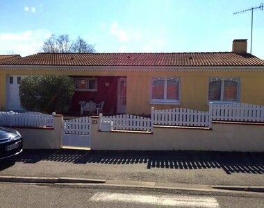 Sale House 4 rooms 79m² avrille - photo