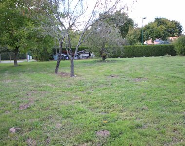 Sale Land 727m² falleron - photo