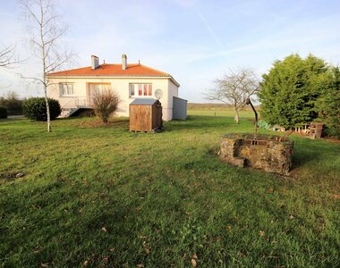Sale House 3 rooms 80m² falleron - photo