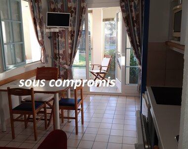 Sale Apartment 1 room 21m² talmont st hilaire - photo