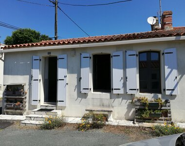 Sale House 3 rooms 40m² talmont st hilaire - photo