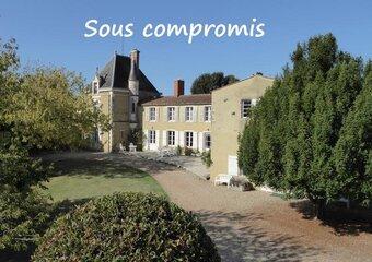Vente Maison 18 pièces 730m² talmont st hilaire - photo
