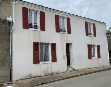 Sale House 9 rooms 200m² talmont st hilaire - photo