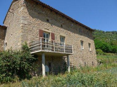 Location Maison 5 pièces 115m² Chalencon (07240) - photo