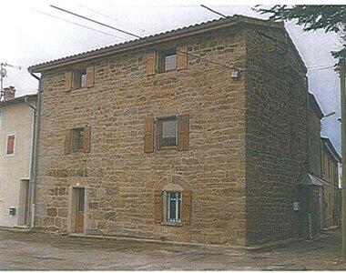 Location Maison 4 pièces 76m² Vernoux-en-Vivarais (07240) - photo
