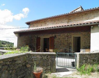 Location Maison 3 pièces 84m² Vernoux-en-Vivarais (07240) - photo