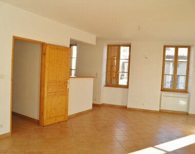 Location Appartement 3 pièces 64m² Vernoux-en-Vivarais (07240) - photo