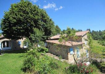 Vente Maison 6 pièces 204m² vernoux en vivarais - photo