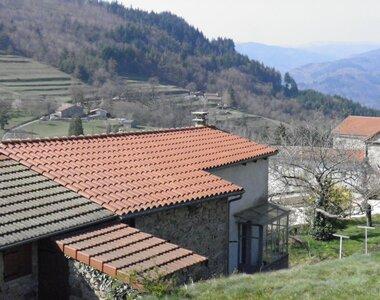 Vente Maison 3 pièces 67m² st barthelemy le meil - photo