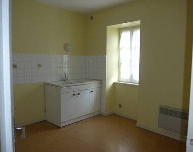 Location Appartement 2 pièces 39m² Vernoux-en-Vivarais (07240) - photo
