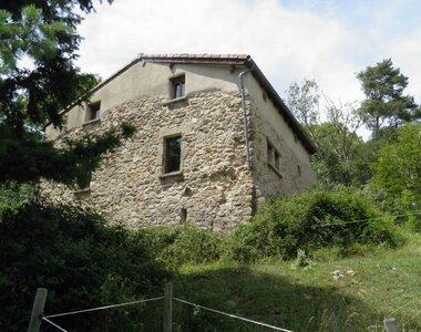 Vente Maison 7 pièces 180m² vernoux en vivarais - photo