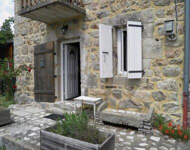 Vente Maison 3 pièces 54m² vernoux en vivarais - photo