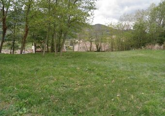 Vente Terrain 1 868m² vernoux en vivarais - Photo 1