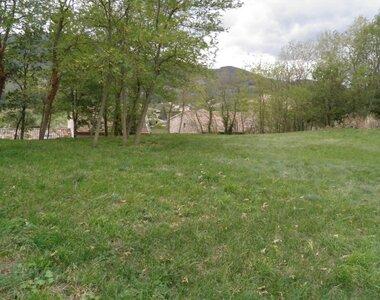 Vente Terrain 1 868m² vernoux en vivarais - photo