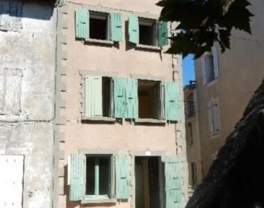 Vente Maison 5 pièces 110m² VERNOUX EN VIVARAIS - photo